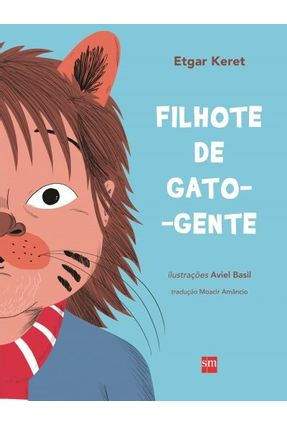 Filhote de Gato-Gente - Col. Álbum - Etgar Keret   Nisrs.org