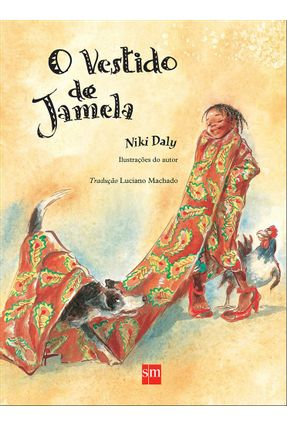 O Vestido de Jamela - Col. Jamela - Daily,Niki   Hoshan.org
