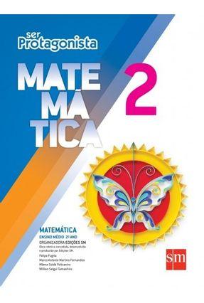 Ser Protagonista - Matemática - 2º Ano - Ensino Médio - Fugita,Felipe | Hoshan.org