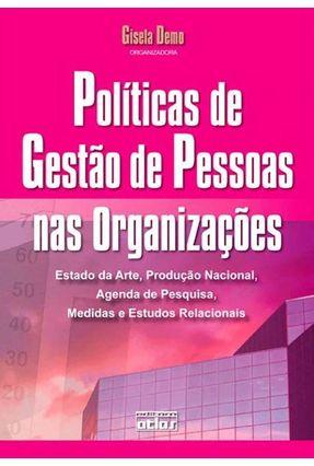 Políticas de Gestão de Pessoas Nas Organizações - Demo,Gisela pdf epub