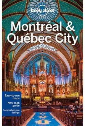 Lonely Planet Montreal & Quebec City - St Louis,Regis   Tagrny.org