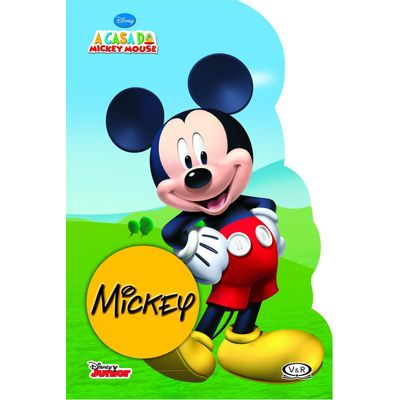Mickey - A Casa do Mickey Mouse