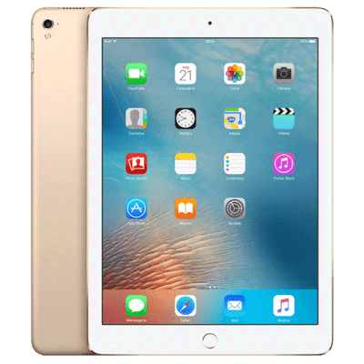 iPad Pro Wi-Fi 32Gb 9,7 Dourado Apple