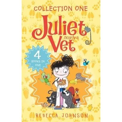 Juliet, Nearly A Vet: Collection One - 4 Books In One