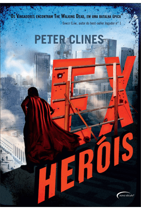 Ex-heróis - Clines,Peter pdf epub