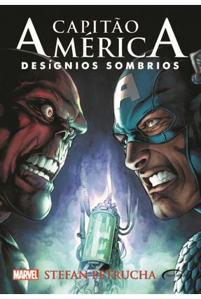 Capitão América - Desígnios Sombrios - Petrucha,Stefan pdf epub