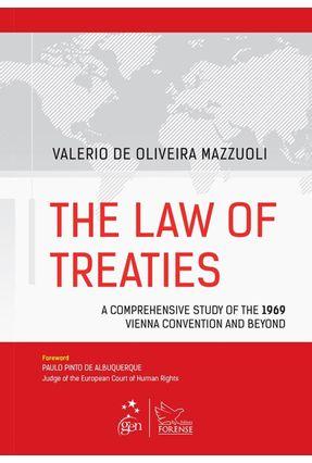 The Law Of Treaties - Mazzuoli,Valerio de Oliveira | Tagrny.org