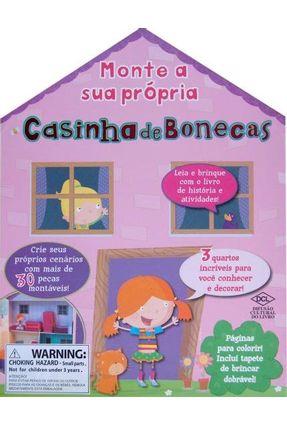 Monte a Sua Própria Casinha de Bonecas - Books,Parragon | Nisrs.org