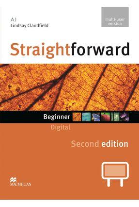 Straightforward Beginner - Digital - Second Edition - Lindsay Clandfield   Nisrs.org