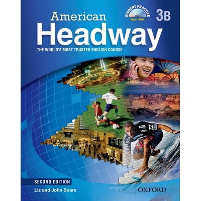 American Headway - Level 3 B - Split Student Book - 2ª Ed. - Acompanha CD