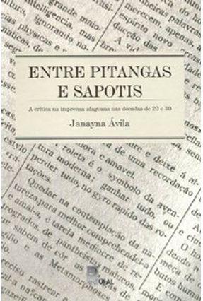 Entre Pitangas e Sapotis - Ávila,Janayna   Hoshan.org