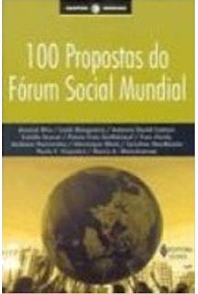 100 Propostas do Fórum Social Mundial - Vários | Tagrny.org