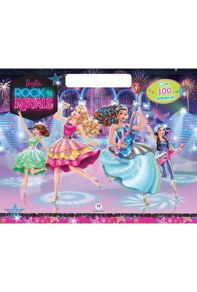 Barbie Em Rock'n Royals - Editora Ciranda Cultural | Nisrs.org