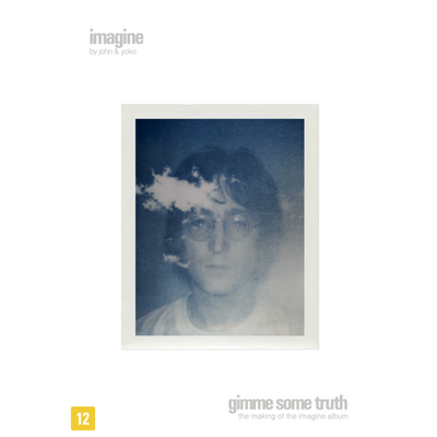 John Lennon - Imagine & Gimme Some Truth - DVD