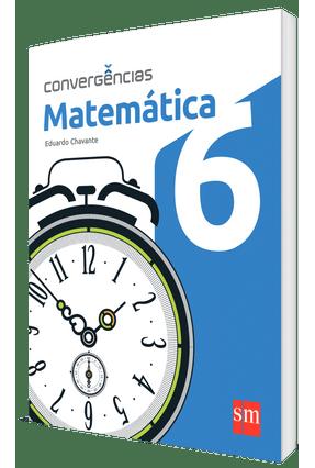 Convergências - Matemática - 6º Ano - Chavante,Eduardo pdf epub