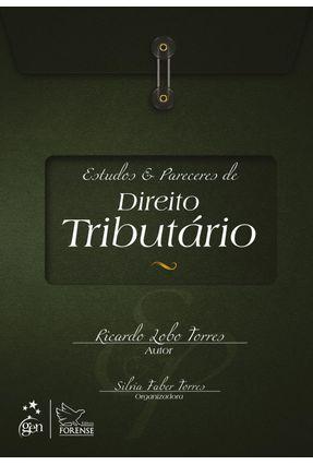 Estudos e Pareceres de Direito Tributário - Torres,Ricardo Lobo   Tagrny.org