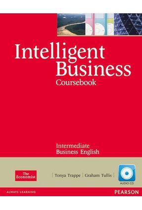 Intelligent Business Intermediate - Student's Book With CD - Trappe,Tonya Tullis pdf epub