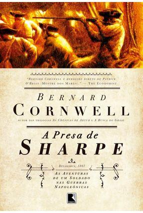 A Presa de Sharpe - Cornwell,Bernard pdf epub