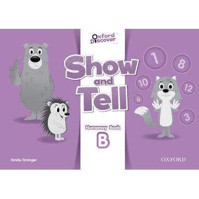 Show And Tell - Level 3 Numeracy Bk B