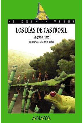 188 Los Días De Castrosil - Pinto,Sagrario | Tagrny.org