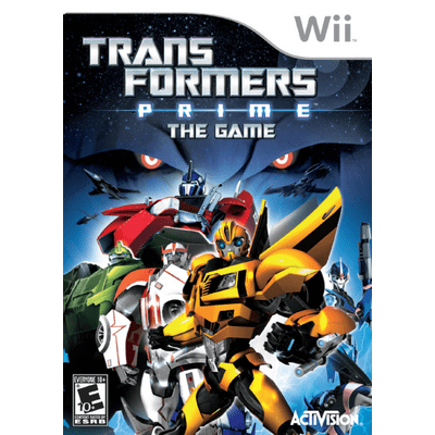 Transformers: Prime - Wii