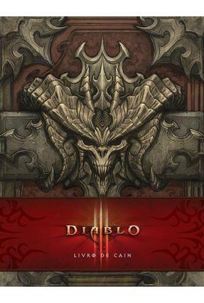 Diablo III - Livro de Cain - Dille,Flint | Nisrs.org