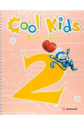 Cool Kids 2 - Teacher's Guide - Joep van der Werff | Hoshan.org