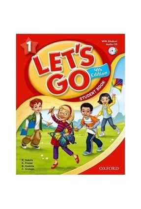 Let's Go 1 - Student's Book Whith CD - Fourth Edition - Frazier,K. Graham,C. Nakata,R. pdf epub