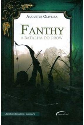 Fanthy - A Batalha do Drow - Augustus Oliveira | Hoshan.org