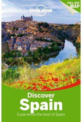 Lonely Planet - Discover Spain - Lonely Planet Butler,Stuart Sainsbury,Brendan   Hoshan.org