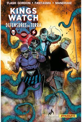 Kings Watch - Defensores da Terra - Parker,Jeff | Tagrny.org