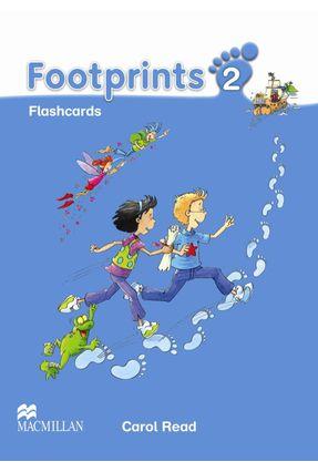 Footprints 2 - Flashcards - Editora Macmillan | Hoshan.org