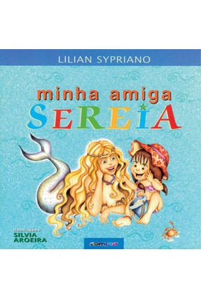 Minha Amiga Sereia - Sypriano,Lylian   Hoshan.org
