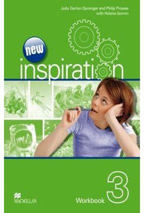 New Inspiration 3 - Workbook - Macmillan   Hoshan.org