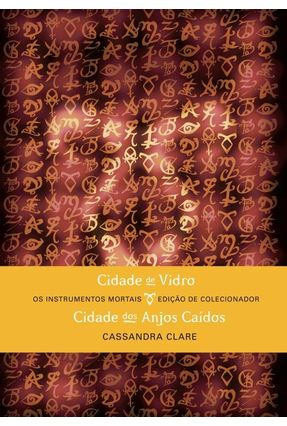 Cidade De Vidro / Cidade Dos Anjos Caídos - Clare,Cassandra Clare,Cassandra pdf epub
