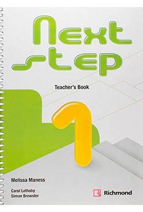 Next Step 1 - Teacher's Book - Carol Lethaby; Simon Brewster | Hoshan.org
