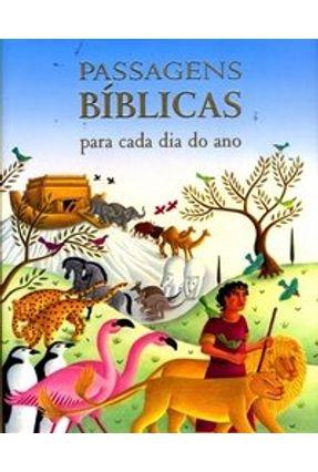 Passagens Bíblicas para Cada Dia do Ano - Joslin,Mary pdf epub