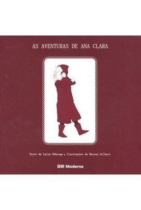 As Aventuras de Ana Clara - Col. Girassol - Nóbrega,Luísa   Nisrs.org