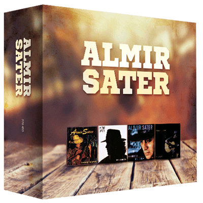 Almir Sater - Box Com 4 CDs