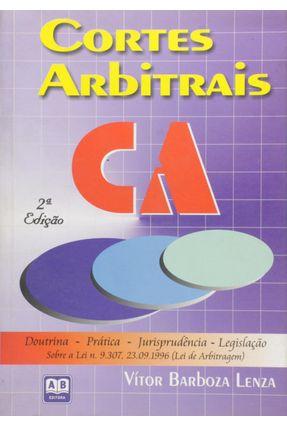 Cortes Arbitrais - Lenza,Vitor Barbosa | Nisrs.org