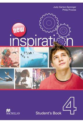 New Inspiration 4 - Student's Book - Macmillan   Hoshan.org