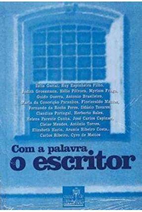 Com A Palavra do Escritor - Ribeiro,Carlos   Hoshan.org
