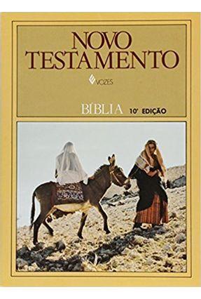 Novo Testamento Biblia - Vozes pdf epub