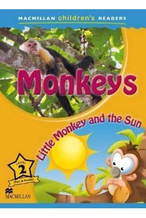 Monkeys / Little Monkey And The Sun - Macmillan Children's Readers - Macmillan   Nisrs.org