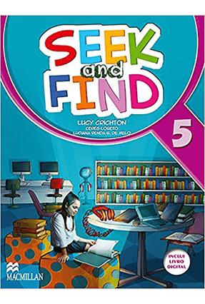 Seek And Find 5 - Student's Book With Multi Rom & Digital Book - Macmillan | Hoshan.org