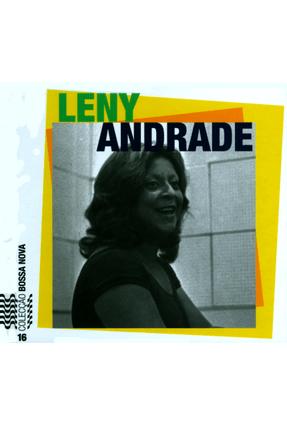 Leny Andrade - Col. Bossa Nova + CD - Vol. 16 - Castro, Ruy | Hoshan.org