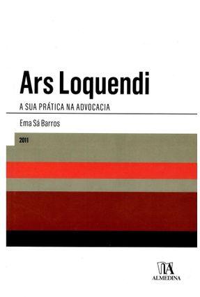 Ars Loquendi - A Sua Prática na Advocacia - Ema Sá Barros pdf epub