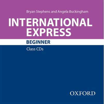 International Express - Beginner - Class Audio CD