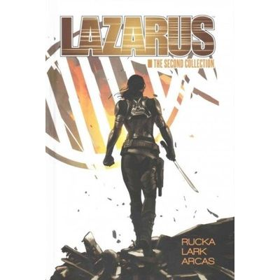 Lazarus - The Second Collection