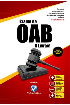 Exame da OAB - o Livrão! - 5ª Ed. 2013 - Diversos | Hoshan.org